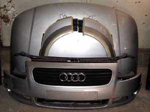 Kapota Audi