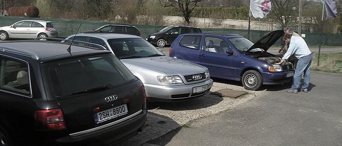 Výkup automobilů Autodíly Modletice