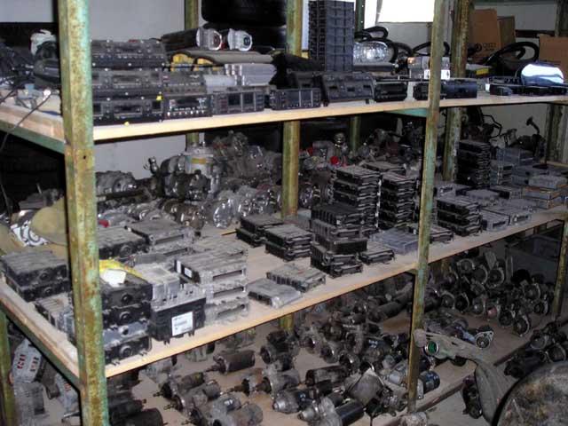 Elektronika Škoda