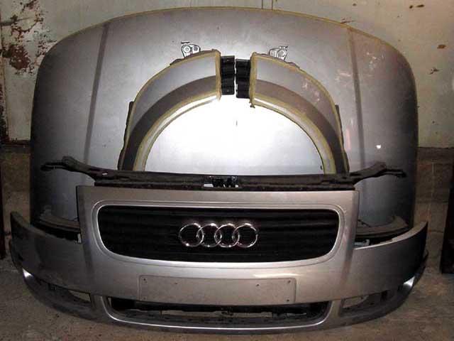 Audi kapota